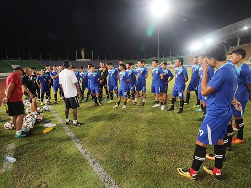 LĐBĐ Lào thưởng kỷ lục nếu đội nhà thắng trận khai mạc - ảnh 1