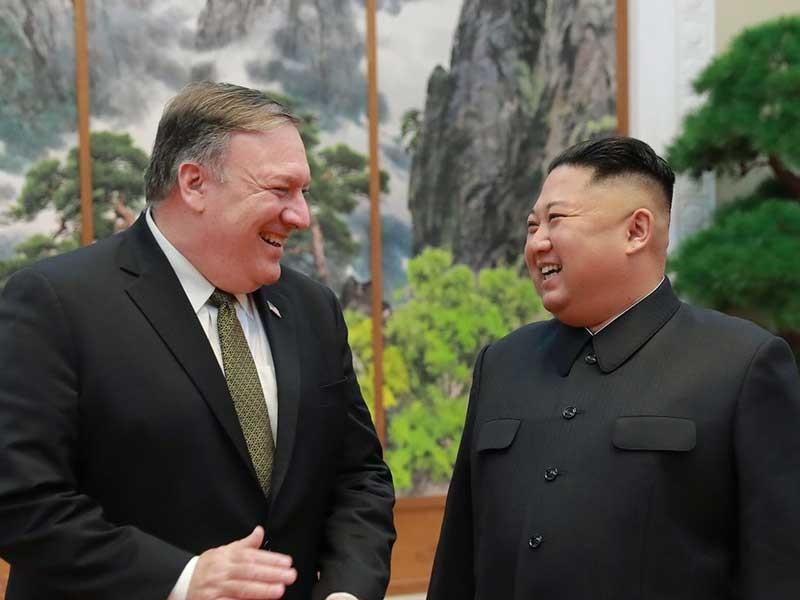Đàm phán Mỹ-Triều tiếp tục bế tắc - ảnh 1