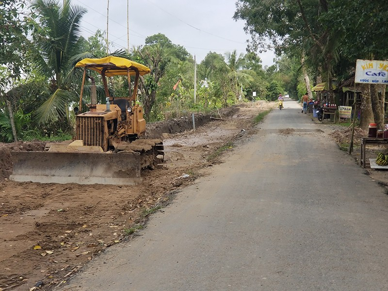 Dự án đổi đất lấy hạ tầng tai tiếng - ảnh 1