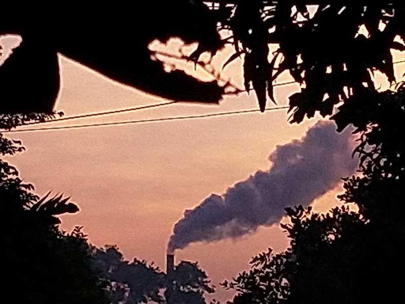 Bình Chánh: Dân than ngạt thở vì khói - ảnh 1