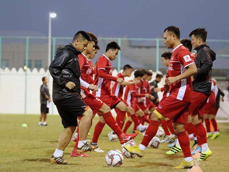 Đội tuyển Việt Nam bất bại đến Asian Cup 2019 - ảnh 1