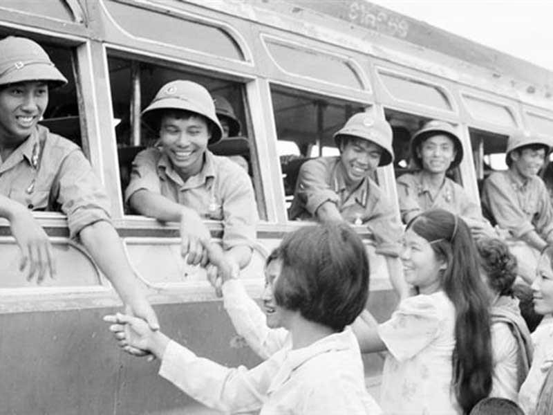 40 năm chiến thắng chiến tranh biên giới Tây Nam: 'Cứ thế mà đeo ba lô, lên xe rồi đi'