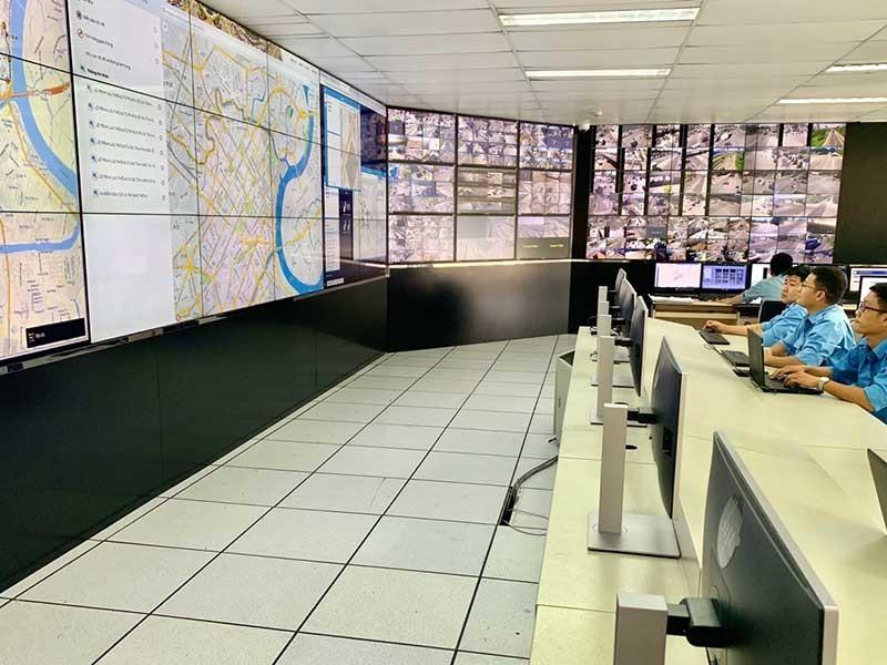 TP.HCM: Dùng công nghệ 4.0 giải cứu ùn tắc giao thông - ảnh 1