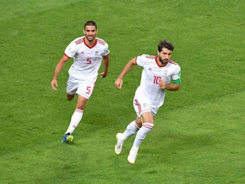 Đội trưởng Karim: 'Iran không đánh giá thấp Việt Nam' - ảnh 1