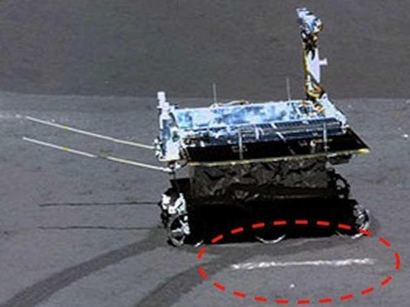 Trung Quốc bị nghi giả tạo vụ thám hiểm mặt trăng - ảnh 1