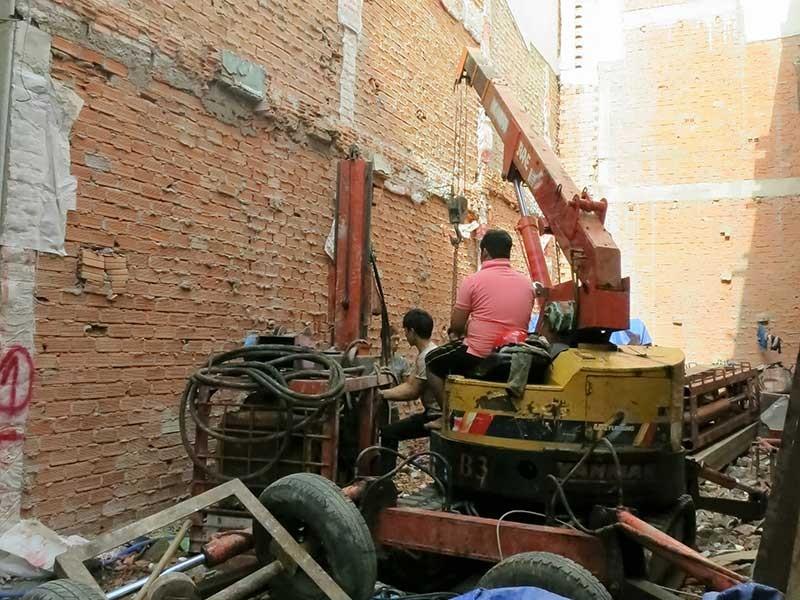 3 việc cần làm khi hàng xóm xây nhà - ảnh 1