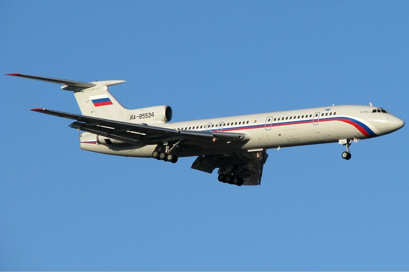 Bản 'lý lịch buồn' của dòng máy bay Tu-154 - ảnh 1