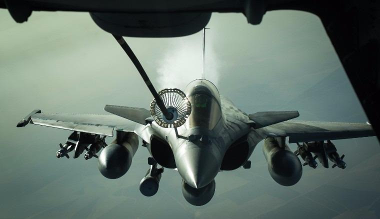 Anh-Pháp-Mỹ dùng những vũ khí nào không kích Syria? - ảnh 2