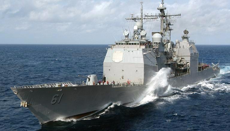 Anh-Pháp-Mỹ dùng những vũ khí nào không kích Syria? - ảnh 4