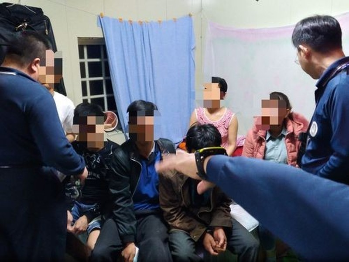 152 du khách Việt nghi bỏ trốn ở Đài Loan: Đã tìm ra 3 người  - ảnh 1