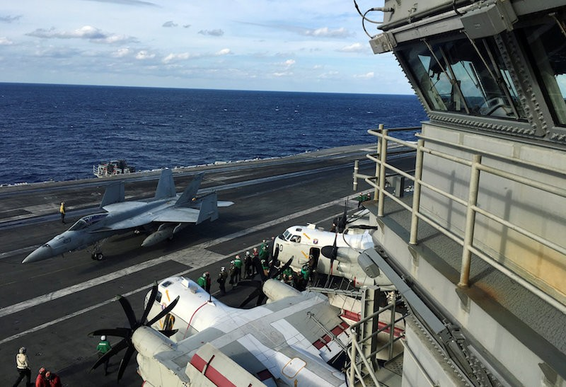 Mỹ sẽ tập trận tên lửa tại Okinawa - ảnh 1