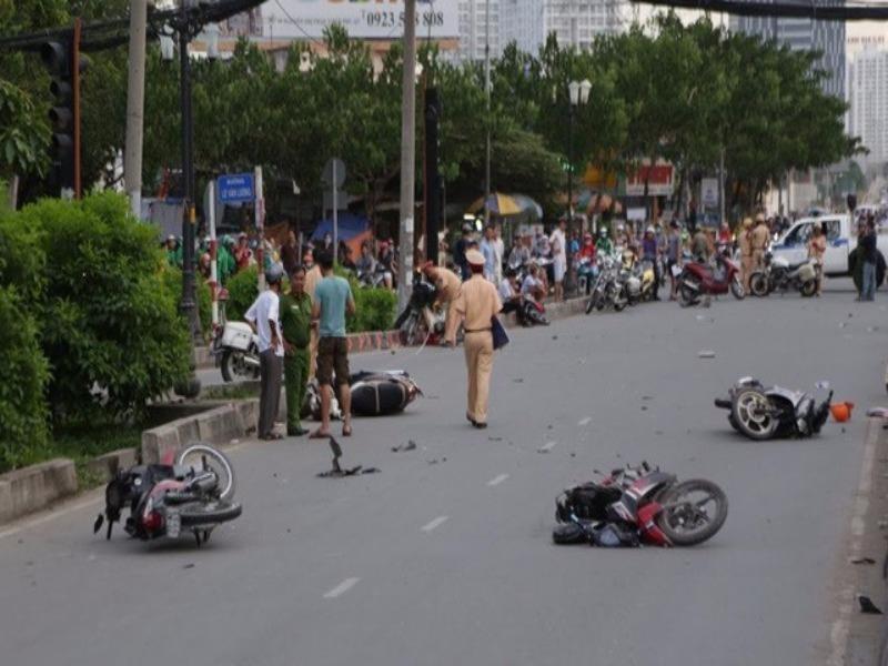 2 tháng, 1.506 người chết vì tai nạn giao thông - ảnh 1
