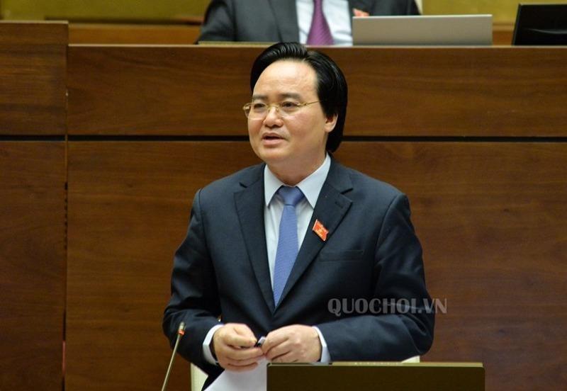 Quốc hội bàn việc sửa đổi toàn diện Luật Giáo dục - ảnh 1
