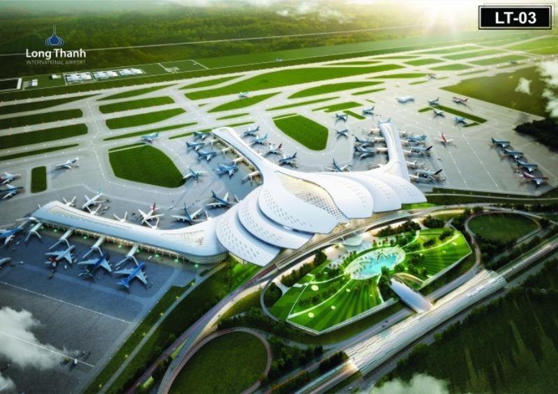 Không được lùi tiến độ sân bay Long Thành - ảnh 1
