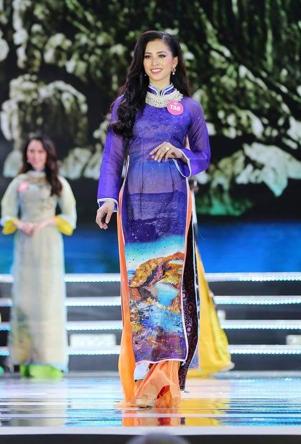 Cô gái Quảng Nam Trần Tiểu Vy đăng quang hoa hậu Việt Nam 2018 - ảnh 5