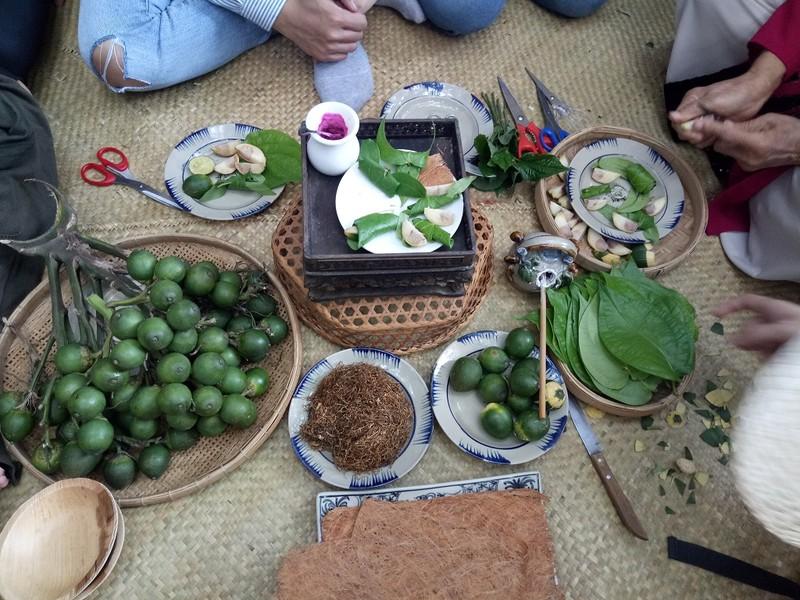 Trầu têm cánh phượng – món quà quê cho người Sài Gòn - ảnh 3