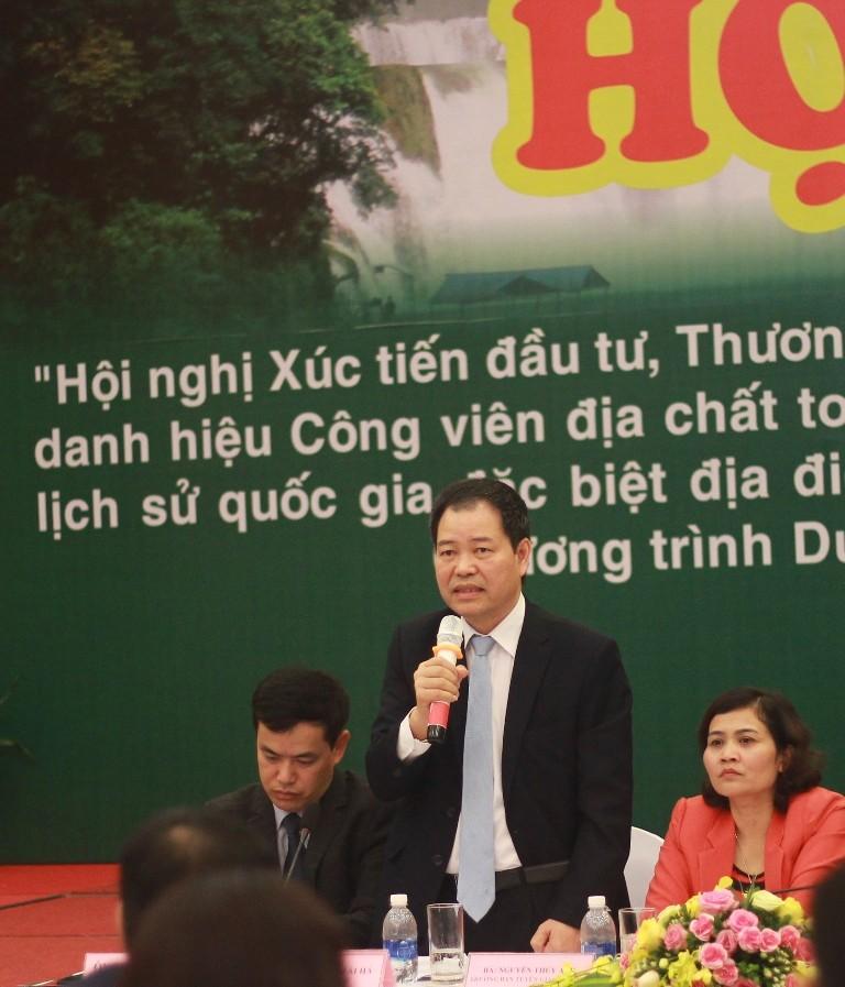 Cao Bằng nhận danh hiệu Công viên địa chất toàn cầu tháng 11 - ảnh 1