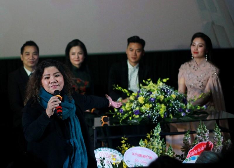 NSND Thanh Hoa kêu gọi nghệ sĩ sống có tình, có nghĩa hơn - ảnh 1