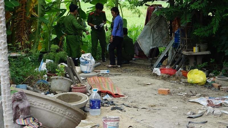 Ninh Thuận: Bắt khẩn cấp nghi can sát hại bé gái 10 tuổi - ảnh 1