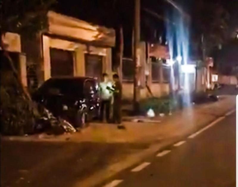 GĐ Công an Bình Phước nói về vụ phó công an thị xã gây tai nạn - ảnh 1
