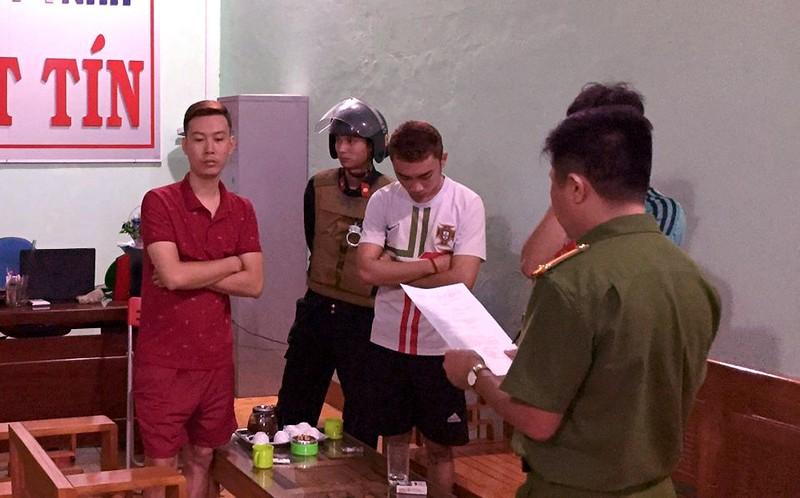 Khởi tố 5 người Hà Nội vào Gia Lai hoạt động tín dụng đen - ảnh 1