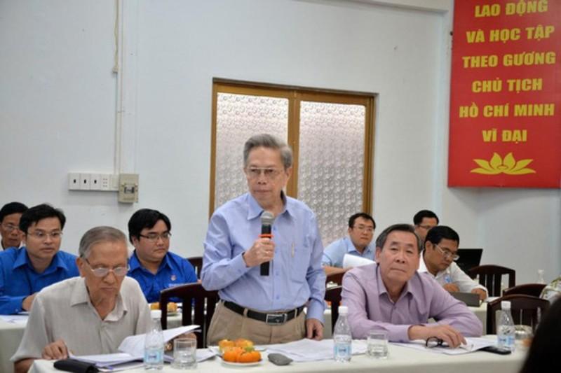 Giáo sư - Tiến sĩ  Nguyễn Ngọc Giao qua đời - ảnh 1