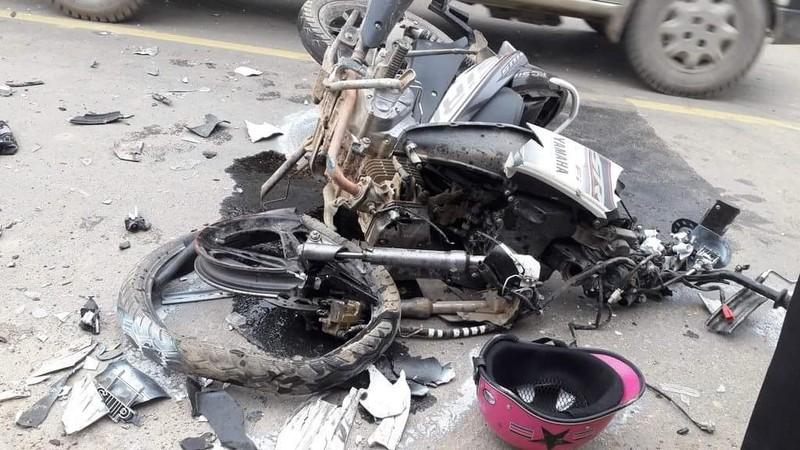 Tai nạn 3 người chết: Xe biển xanh hết hạn đăng kiểm - ảnh 2