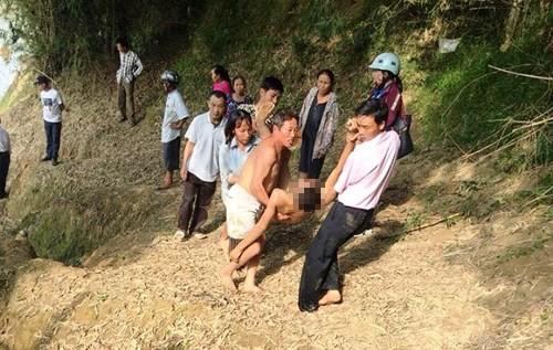 Đau lòng 3 học sinh tử vong và mất tích trên sông Lam - ảnh 1