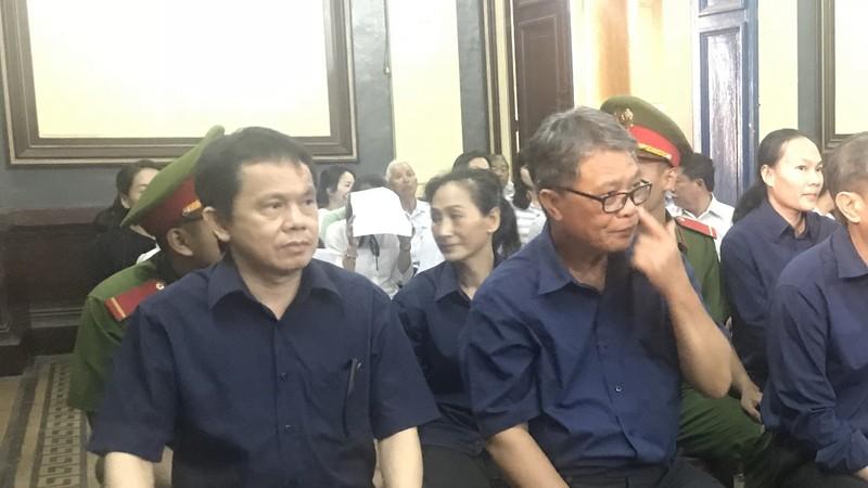 Bà Hứa Thị Phấn cho rằng bị tòa sơ thẩm kết án oan - ảnh 1