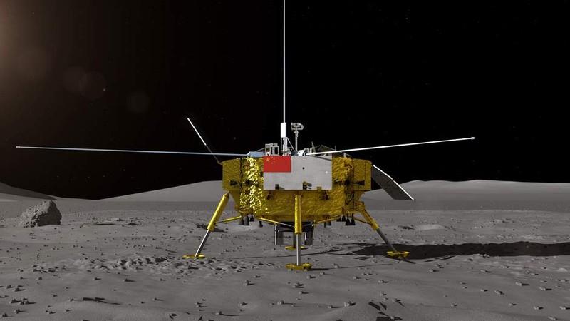 Sau khi đáp xuống Mặt trăng, tàu Hằng Nga 4 làm gì? - ảnh 1