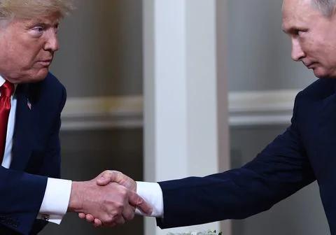 Ông Trump giấu 'bí mật' các cuộc họp với ông Putin - ảnh 1