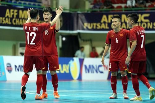 Xem Việt Nam vùi dập Đông Timor 8-1, quyết chiến Thái Lan - ảnh 2