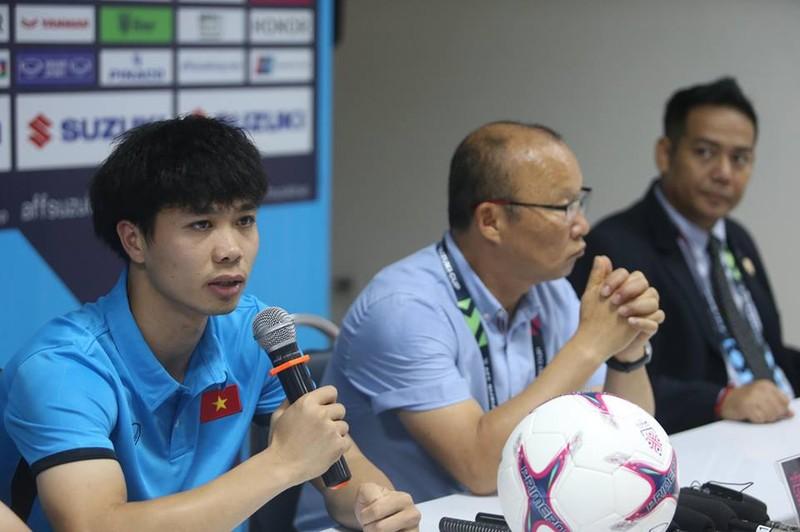 Vì sao HLV Park Hang-seo giận dữ với các học trò? - ảnh 1