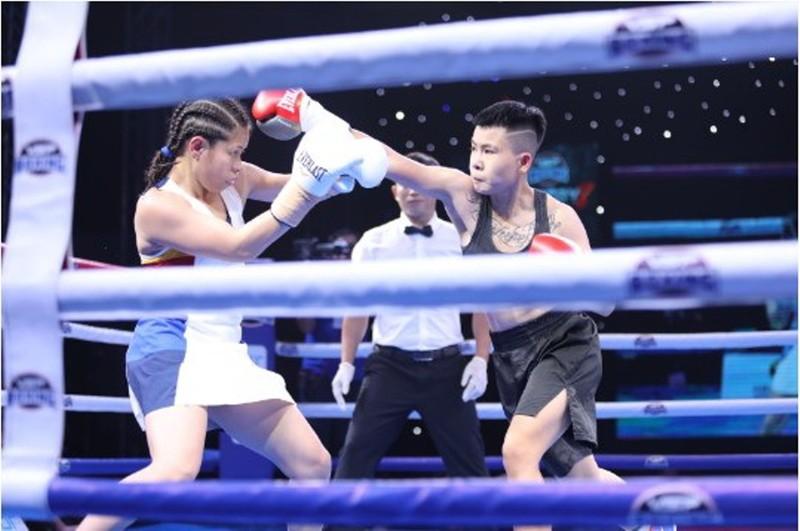 Hai cô gái vàng mang về chiến thắng cho Việt Nam tại Victory8 - ảnh 1