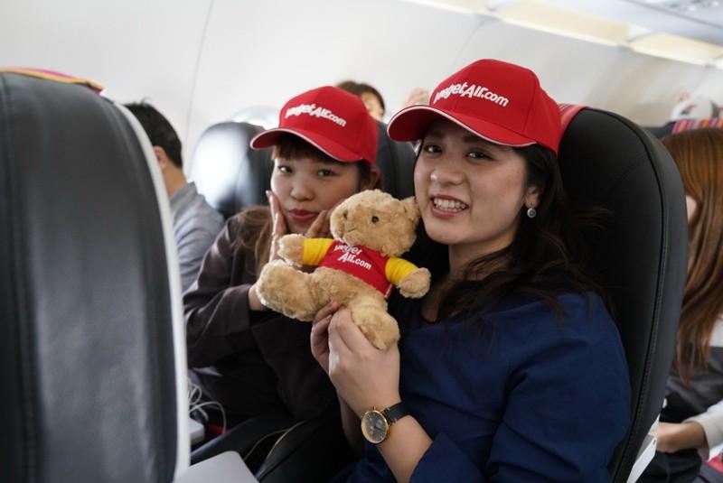 VietJet: Khai trương đường bay đến Nhật Bản - ảnh 5