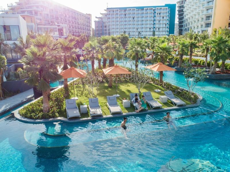 Kỳ nghỉ 5 sao ở Nam Phú Quốc chỉ 1,8 triệu đồng/đêm - ảnh 1