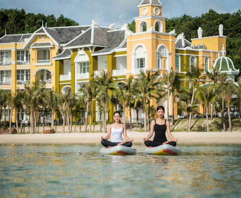 Kiệt tác nghỉ dưỡng của ông hoàng resort Bill Bensley tại VN - ảnh 5