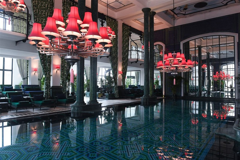 Kiệt tác nghỉ dưỡng của ông hoàng resort Bill Bensley tại VN - ảnh 8