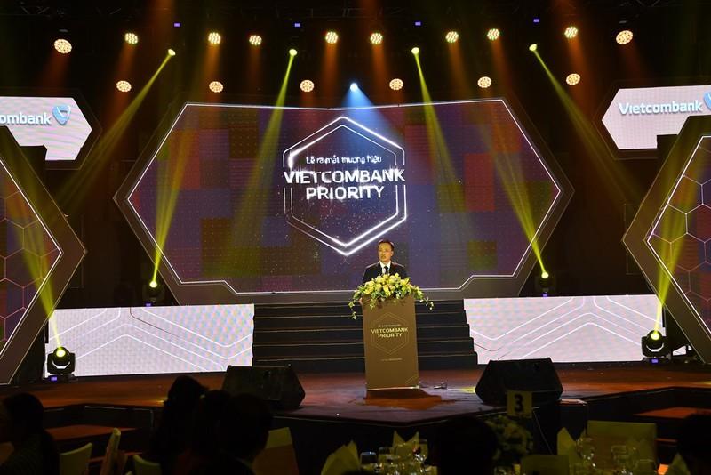 Vietcombank: Ra mắt thương hiệu Vietcombank Priority Banking - ảnh 2