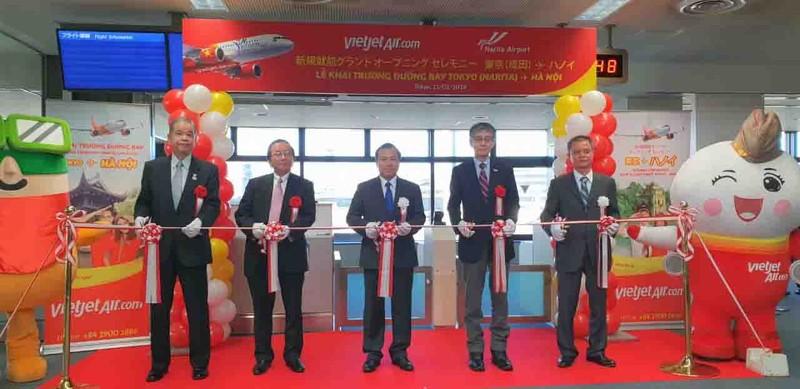 VietJet: Mở đường bay thứ 3 giữa Việt Nam và Nhật Bản - ảnh 1