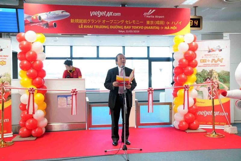 VietJet: Mở đường bay thứ 3 giữa Việt Nam và Nhật Bản - ảnh 2