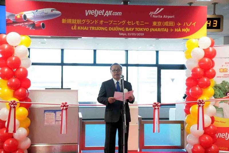 VietJet: Mở đường bay thứ 3 giữa Việt Nam và Nhật Bản - ảnh 3