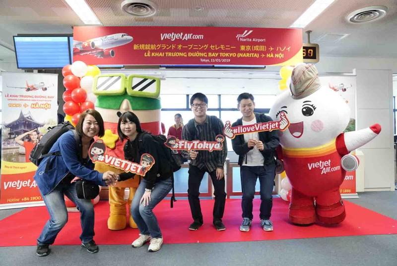VietJet: Mở đường bay thứ 3 giữa Việt Nam và Nhật Bản - ảnh 4