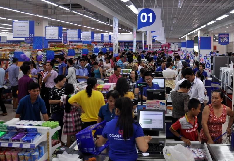 Co.opmart và Co.opXtra giảm giá hàng tết nhiều vô số kể - ảnh 1
