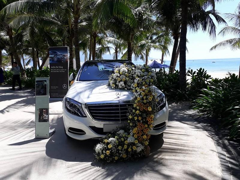 Hoa hậu Đặng Thu Thảo chụp ảnh cưới trên biển - ảnh 5