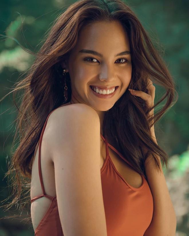 H'Hen Niê vào top 20 Hoa hậu của các hoa hậu thế giới - ảnh 12