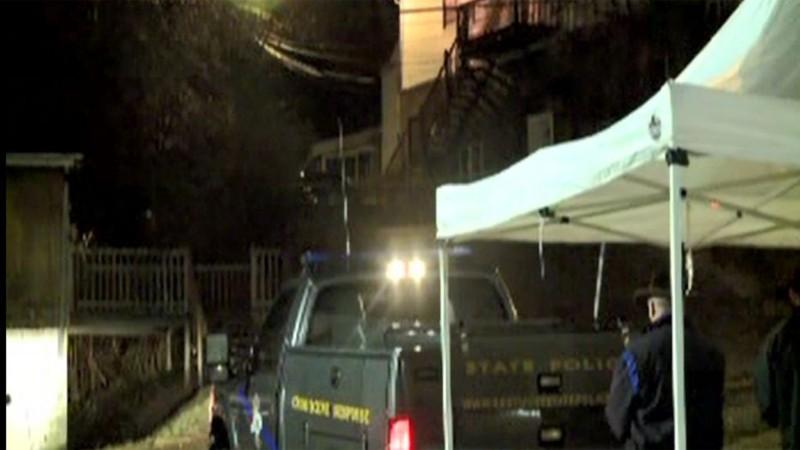 Một căn nhà nơi xảy ra vụ án. Ảnh: FOX NEWS