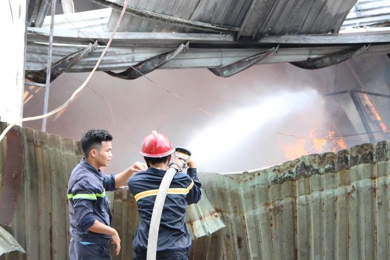 Xưởng gỗ rộng gần 3.000 m2 tan hoang sau vụ cháy - ảnh 1