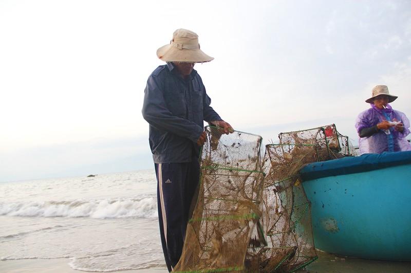 100 tấn rác 'đổ bộ' bờ biển Đà Nẵng - ảnh 6
