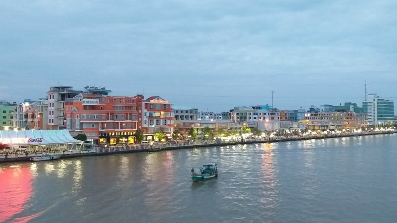 Thành phố Hà Tiên khai thác tối đa lợi thế địa lý, cảnh quan - ảnh 4